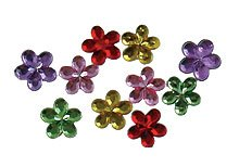 Sparkle Gems Small blossom (40) by Hero Arts