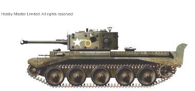 1/72 クロムウェルMk.IV巡航戦車 チェコ独立機甲旅団 「AFVシリーズ」 HG3111