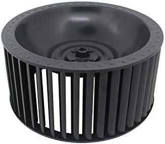 Turbina campana extractora recambio rodete ventilador campana para motor campana altura 70 80 90 105mm profundidad 30 45mm (Height 90mm - depth 45mm - sentido horario): Amazon.es: Grandes electrodomésticos