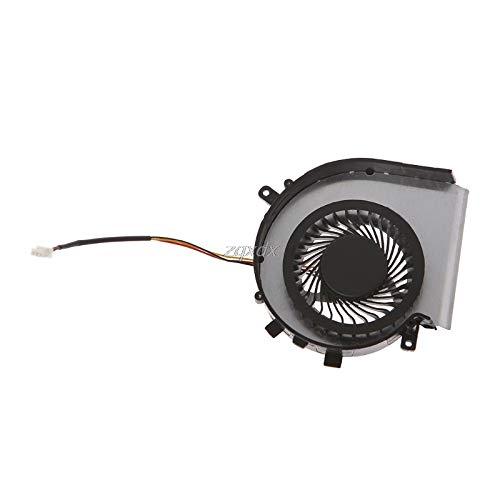 SAUJNN Laptop Cooler CPU Cooling Fan Replacement for MSI GE62 GE72 GL62 GL72 PE60 PE70 June Dropship