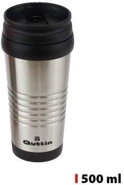Quttin Taza Térmica de Viaje - 500 ml - Travel Mug: Amazon.es: Hogar