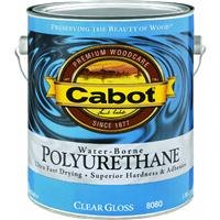 Valspar 144.0008080.007 Cabot Water-base Polyurethane