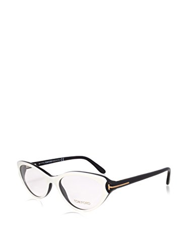 TOM FORD Eyeglasses FT5285 024 White - Ford Tom Clothing Uk