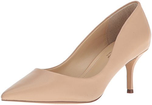 Charles by Charles David Women's Addie Pump Sandal, Nude, 8.5 M US