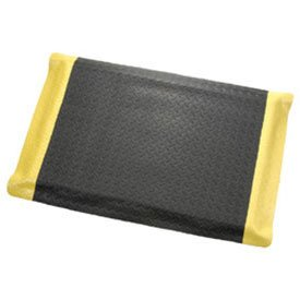 Diamond Plate Ergonomic Mat - Apache Mills Diamond Plate Ergonomic Mat, 24
