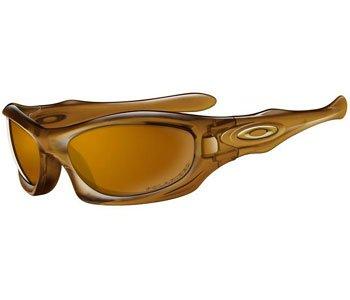 c5058602ca5998 Oakley Monster Dog - Lunettes de soleil - 05-014 - Ambre foncé ...