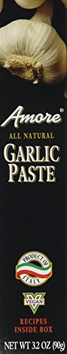 Amore Garlic Paste - Amore Garlic Paste 3.2oz