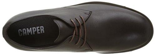 Camper Bowie - Zapatos de vestir Hombre Marrón - marrón (Dark Brown)
