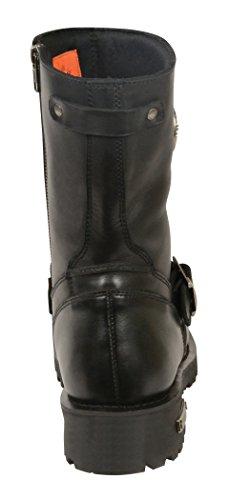 Milwaukee  Mbm9090-blk-15, Herren Stiefel schwarz schwarz 15 D(M) US