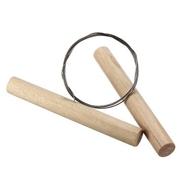Electrify Stiff Wire Cutter Crafts - Wire Cutter Plasticine Cheese Dough Cutting Pottery Tool Clay Crafts - Conducting Corpse Telegram Remains Telegraph Cadaver Cutlery - 1PCs