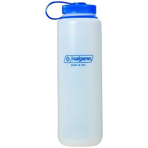 Nalgene Silo HDPE Wide Mouth 48oz Bottle - 2 Pack