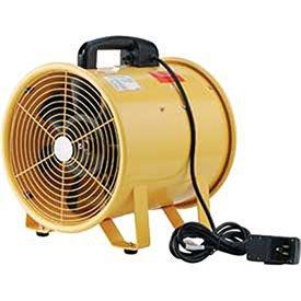 Portable Ventilation Fan, 12