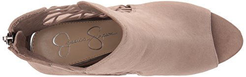 Jessica Simpson Womens Millo Dress Pump Warm Taupe