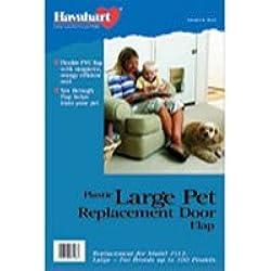 Large Plastic Pet Door Replacement Flap - Havahart