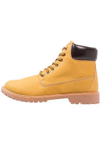 pour haute en YOURTURN cuir hommes pour à hiver lacets rembourrées Beige automne confort Boots gris Bottines homme de semelles avec aspect noir camel qualité Bottines hommes ou rqRrxnZpwC