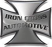 Iron Cross 92-638 Endeavour Board Bracket Kit for Dodge Ram 2500/3500