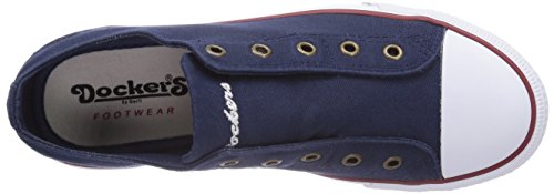 Dockers Bleu Baskets navy Femme Gerli By 36ur202 710660 660 Basses qw4aqCr