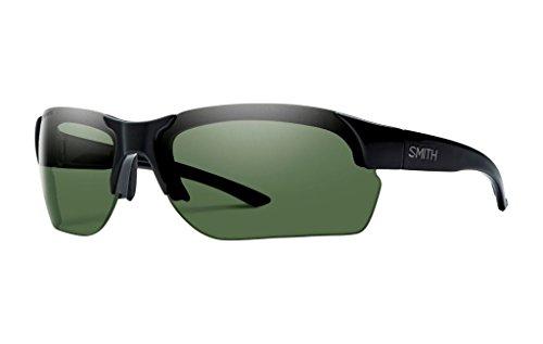 Smith Envoy Max ChromaPop+ Polarized Sunglasses - Men's Black/Polarized Gray Green, One ()
