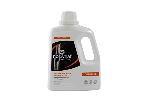 Laundry Detergent HE Sport by No Sweat, 95 Fl oz