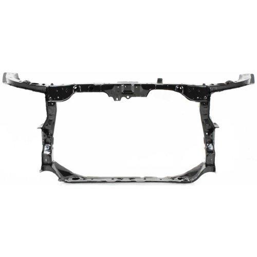 Garage-Pro Radiator Support for HONDA CIVIC 06-11 Assembly Black Steel Coupe/Sedan