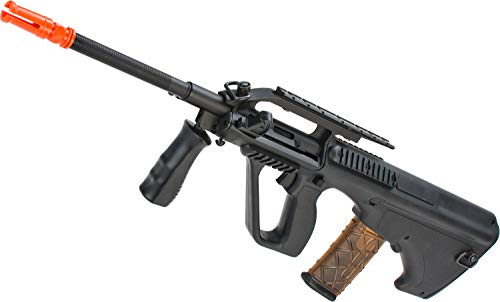 Evike APS Newest Generation Kompetitor Advanced AUG KU CIV Airsoft AEG Rifle