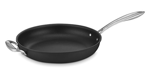 "Cuisinart DSI22-30H 12"" Skillet w/helper DS Induction Dishwa"