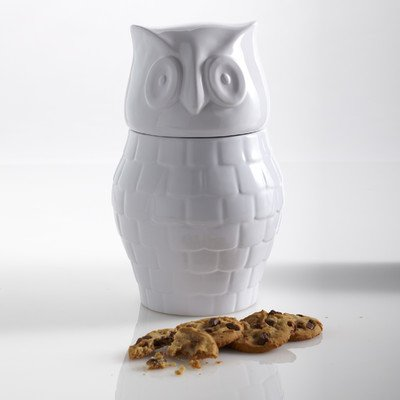 Hootie Cookie Jar