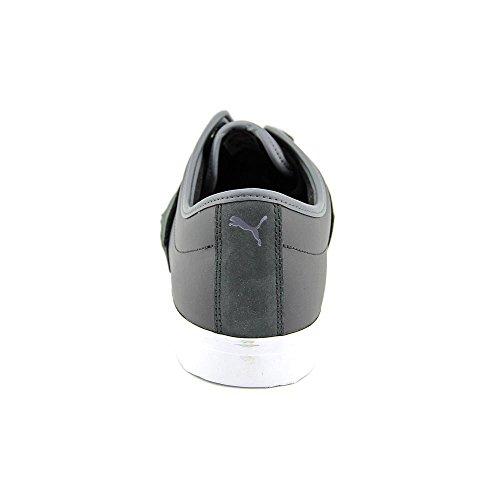 Nueva Puma El Ace Logia Nm1 la manera de las zapatillas de deporte Black/Dark Shadow