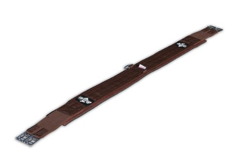 Professionals Choice Equine SMX English Girth (Größe 56-inch, Braun) by Professional & 039;s Choice