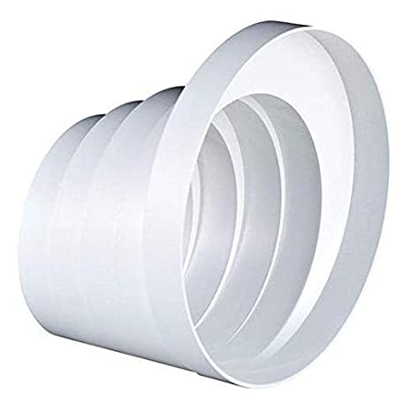 Universal Flexible Corrugated Exhaust Pipe//Coupling Pipe Diameter 40 mm Total Length 290 mm