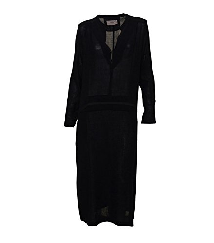 Schwarz in HUMANOID Kleid Damen Night Cassy ngqWY4fw0