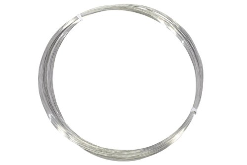 Steel Music Wire, 50 Feet Of .010 (#1)