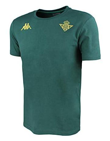 Camiseta de algodón de manga corta - Real Betis Balompié 2018 2019 - Kappa  Zoshim e813c44d717e9