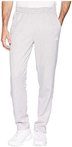 [adidas(アディダス)] メンズウェア・ジャケット等 Team Issue Fleece Pants Grey Two Metallic US 3XL (3XL) 30 [並行輸入品]