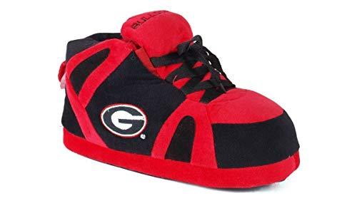 georgia bulldog house shoes - 2