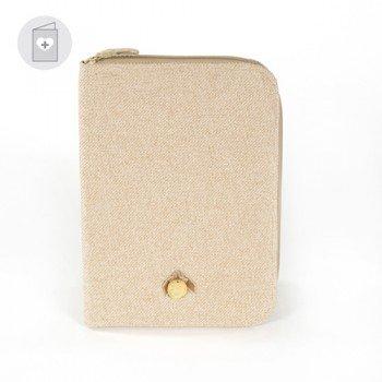 Pasito a Pasito Sweet Tweed - Libro nacimiento, color beige
