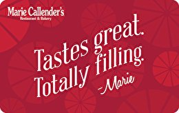 Marie Callender's Restaurant & Bakery Gift Card - Northridge In Stores