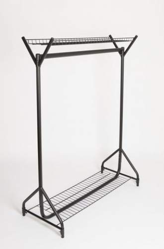 Heavy Duty Hanging Rail for Clothes 4ft Long x 5ft High Supplied ...