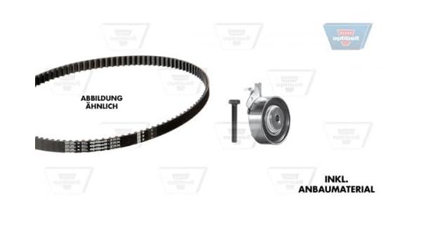 OPTI Belt KT 1002 Opti Belt de zrk Kit - Correa de distribución: Amazon.es: Coche y moto