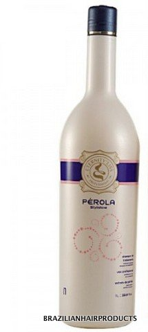 Brazilian Perola Shampoo 1 Litre Eternity'Liss LIMITED PROMOTION TILL THE END OF MARCH by ETERNITY LISS