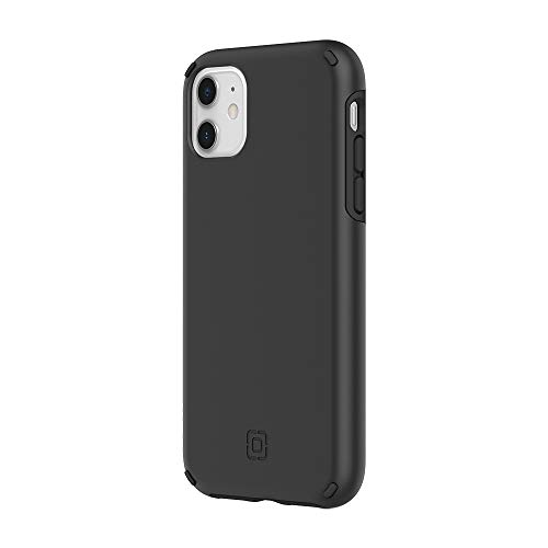 Incipio Duo for iPhone 11 & iPhone XR – Black/Black