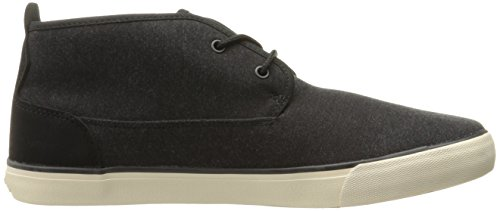 Marc New York by Andrew Marc Men's Bergen Mid Fashion Sneaker Black/Bone free shipping latest collections cheap huge surprise cheap 100% original W1Qh4P