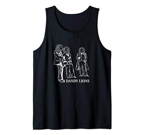 Dandy Lions  - Dandelion Pun Funny Tank -