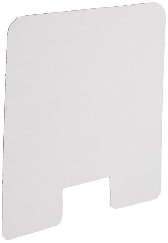 Aviditi MBALHEADER Corrugated Ballot Box Header Card, 10