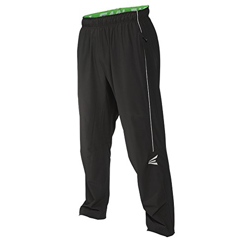 Baseball Jersey Easton - Easton Men's M10 Stretch Woven Pant, Black, Medium