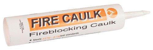 10.3 Oz. Fire Stop Caulk-2 per case