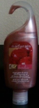 - Avon Naturals Shower Gel Glazed Apple and Walnut 1 bottle