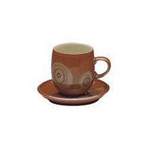 Denby Fire Chilli Large Curve Mug (Curve Mug)