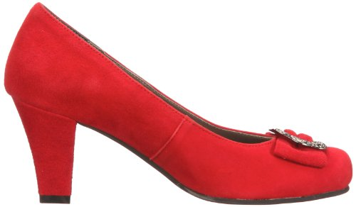 Hirschkogel by Andrea Conti 0590454 Damen Pumps Rot (rot 021)
