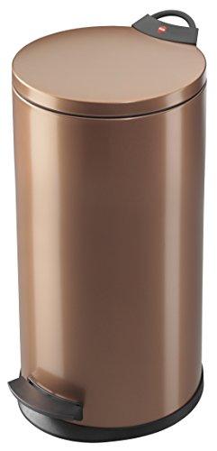 Hailo T2.20-Waste Bin, Copper